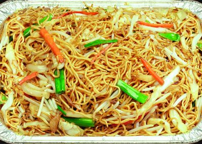 Party Tray Chow Mein